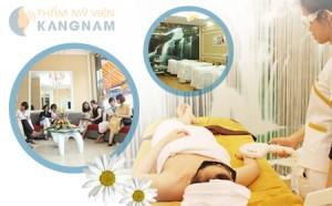 Quy trình tẩy lông tay an toàn với CN New E-light tại Kangnam