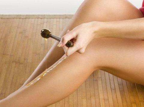 Tự chế công thức tẩy lông chân tay bằng phương pháp tự nhiên 1