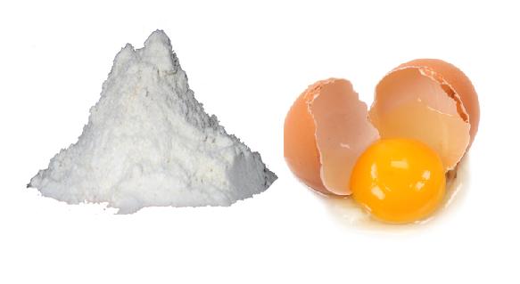 Mách nhỏ cách trị lông nách hiệu quả bằng lòng trắng trứng gà5