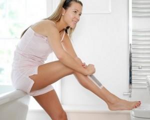 Những điều cần lưu ý khi tẩy lông chân tại nhà