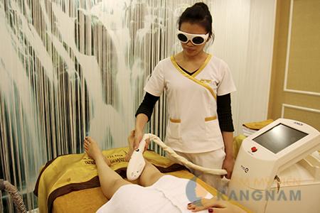 Bảng giá triệt lông vĩnh viễn tại Bệnh viện thẩm mỹ Kangnam12