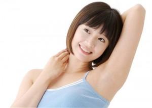 Học cách tẩy lông nách ở tuổi dậy thì giảm thâm 95%