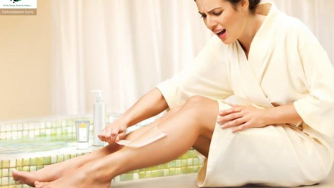 Đi tìm giải pháp tẩy lông chân mang lại hiệu quả và an toàn nhất? 6