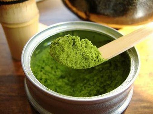 Chanh và bột đậu xanh triệt lông tay hiệu quả