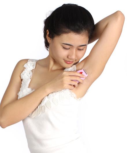Sử dụng máy triệt lông có an toàn?