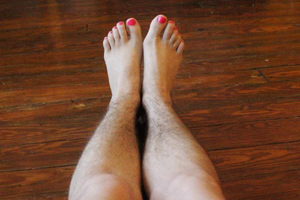 """Tự tin """"khoe"""" chân mượt mà, không lo xấu hổ 0"""
