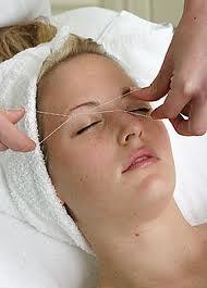 Bạn gái hãy thông minh trong lựa chọn phương pháp tẩy lông mặt 1