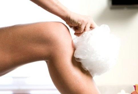 """Đôi chân """"nuột nà"""" không còn chứng viêm nang lông khó chịu 2"""