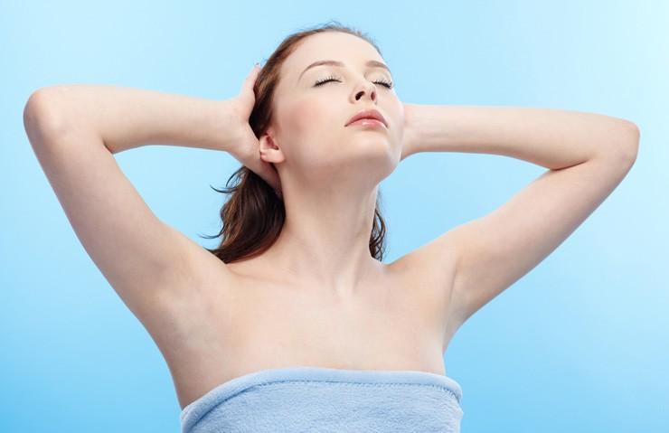 Mách Eva cách chữa vết thâm do wax lông nách tại nhà7