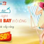 SALE OFF 50% – Thổi bay viôlông – Thỏa sức vẫy vùng