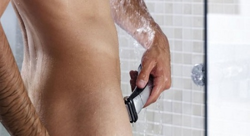Cách tẩy lông vùng kín cho nam