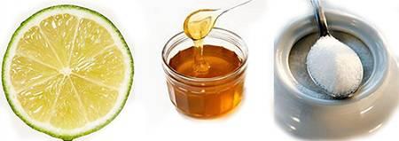 Tẩy lông nách bằng mật ong