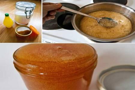 Cách tự làm sáp wax tẩy lông chân tại nhà rất đơn giản
