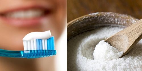 tẩy lông nách bằng kem đánh răng