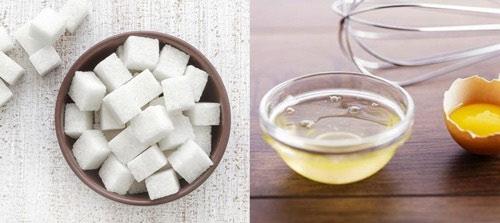 Cách tẩy ria mép bằng hỗn hơn đường và mật ong